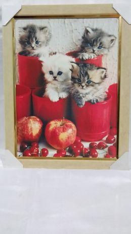 """Картина """"Котики"""""""