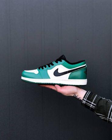 Nike Air Jordan 1 Low Green/White