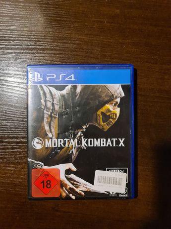 Mortal kombat X na ps4 stan idealny!