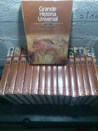 Enciclopédia Grande História Universal