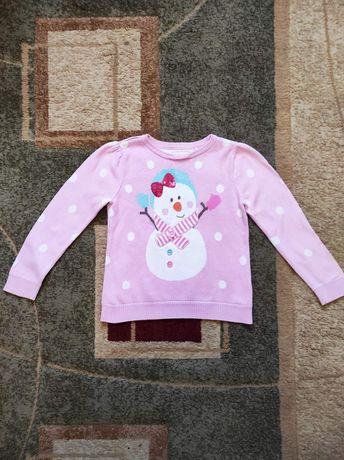 Свитерок (свитер, джемпер) для девочки