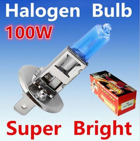 Lâmpadas Halogéneo H1, H4, H7, H11 - 12V 100W