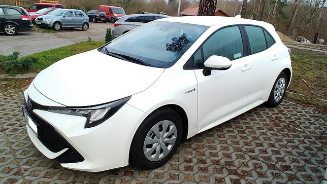 Najtańsza na OLX Toyota Corolla HYBRYDA Active 1,8 122 KM 2020 r.