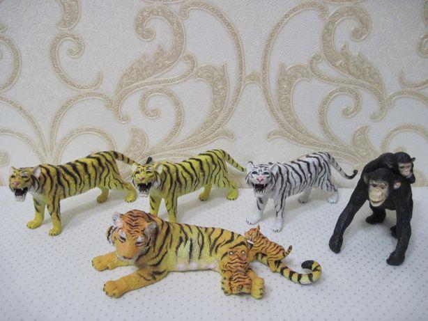 Реалистичные животные из литой резины ААА