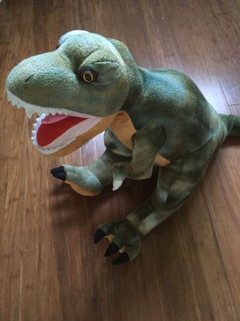 Dinozaur T-Rex, maskotka Smiki