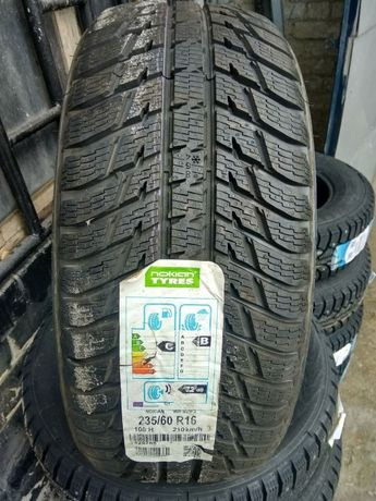 Зимние шины 235/60 R16 Nokian WR SUV 3 - РАССРОЧКА 0%, НП -30%
