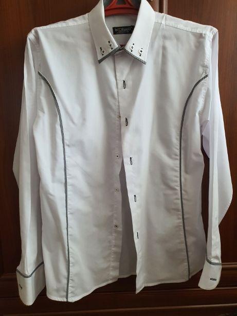 Одежда для подростков. Рубашки нарядные, повседневные, модные