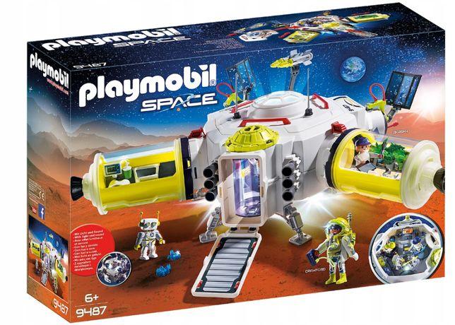 PLAYMOBIL 9487 Stacja na Marsie