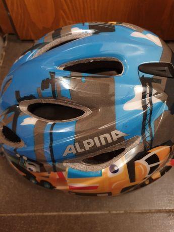 alpina kask rowerowyDziecięcy kask na rower
