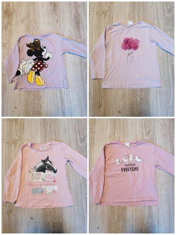 Bluzki bluzy kurtka t-shirt dziewczęce