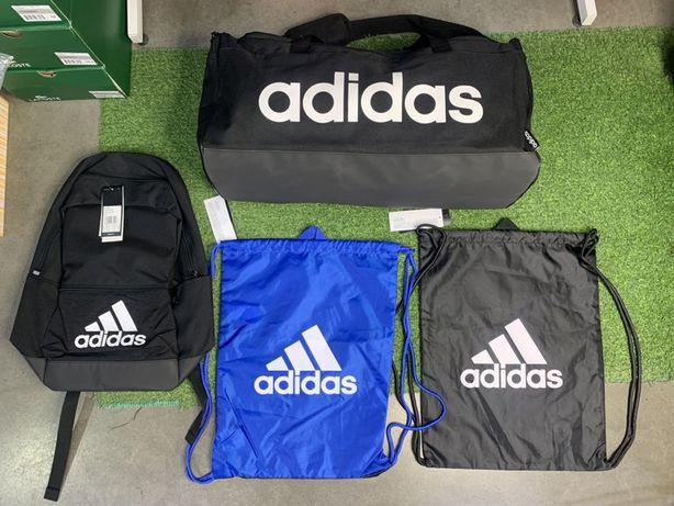 Дорожная новая сумка в спрот зал рюкзак adidas оригинал