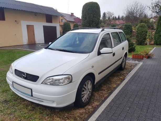 Opel Astra G 2.0 Di-16V (2000р.)