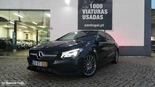 Mercedes-Benz CLA 200 (CLA 200 d Urban Aut.)