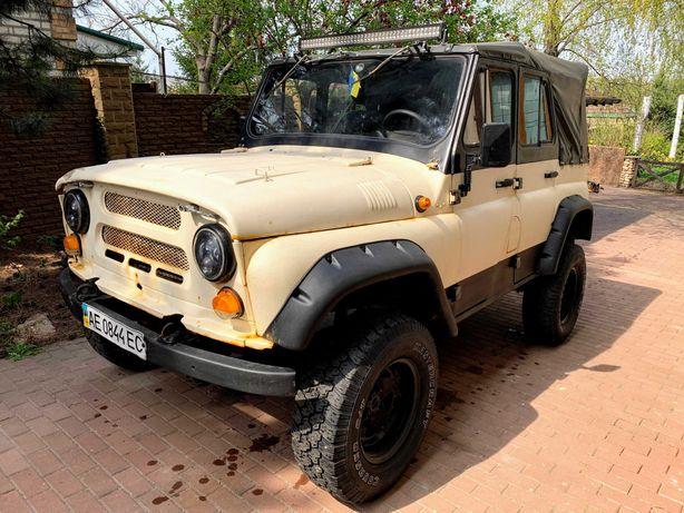 УАЗ 31512 (469) 1992