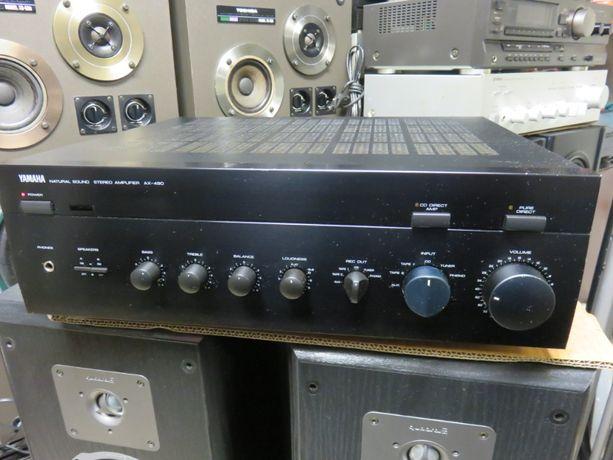 Wzmacniacz Yamaha AX-490 Stereo