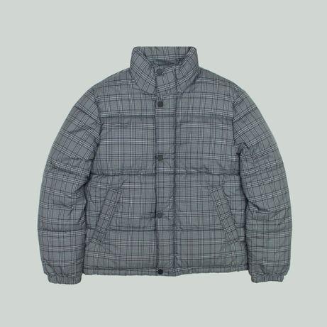 Новая зимняя дутая куртка H&M Puffer Jacket cos Check arket tnf zara