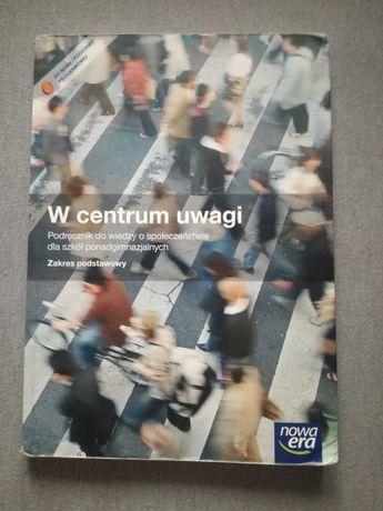 W centrum uwagi - wiedza o społeczeństwie (wos)