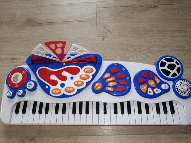 Keyboard, pianino, organy