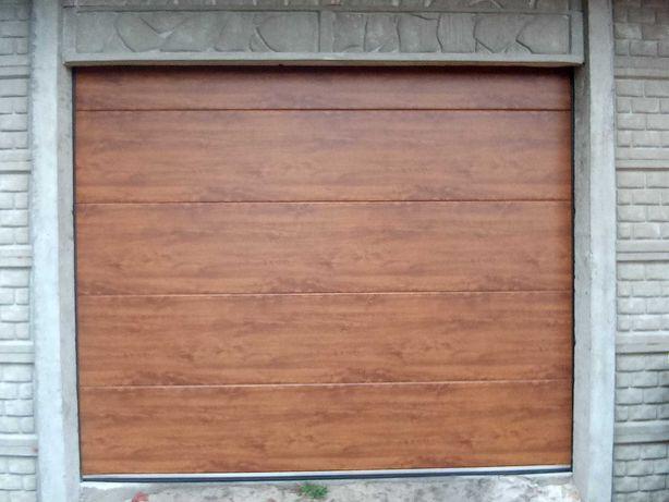Producent Bram segmentowo garażowych