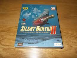 Zamienię gry na nowy SILENT HUNTER 2 PL BOX