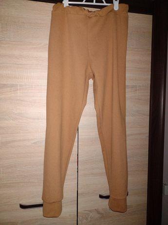 Spodnie brązowe L/xl