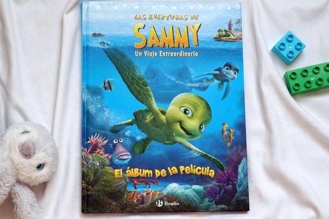 """""""Las aventuras de Sammy"""" hiszpańska książka dla dzieci"""