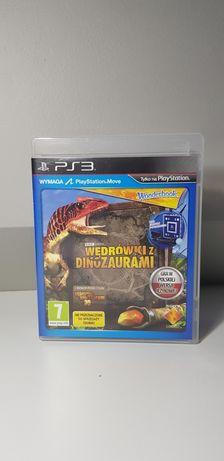 Move BBC Wędrówki z Dinozaurami PL na PS3