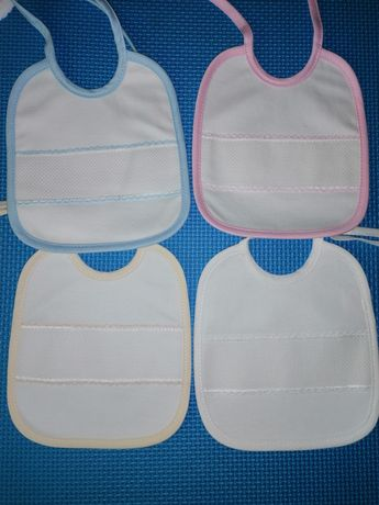 Babetes NOVOS plastificados com barra em Quadrilet