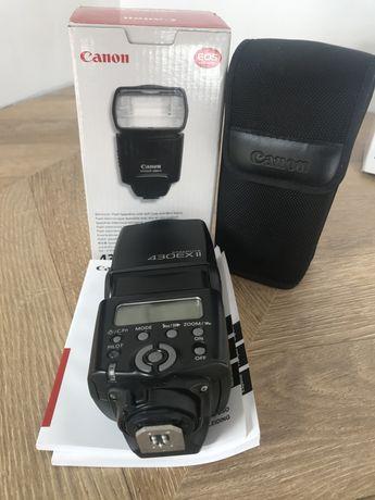Продам вспышку Canon Speedlite 430 EX II