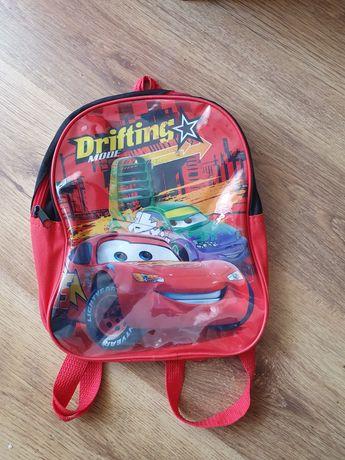 Plecak Cars dla przedszkolaka