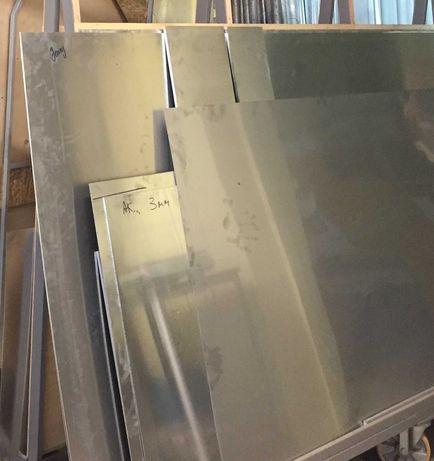 Алюминий дюраль алюминиевый лист Заготовки плиты толщ до 90мм АМг Д16