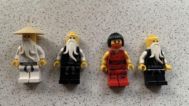 Minifigurki Lego Ninjago