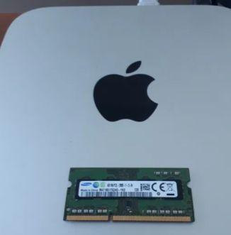 Память для SO DIMM DDR3 4 Gb для ноутбука, Apple Mac Mini, Imac
