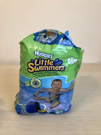 Подгузники для плавания для бассейна huggies libero