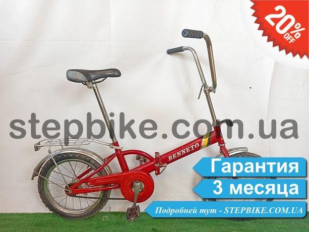 20% скидка Велосипед из Германии Bennete 16 колеса складник складной