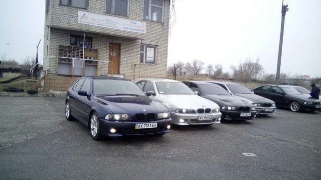 РАЗБОРКА БМВ в кузовe Е39