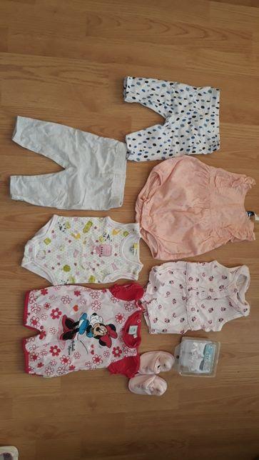 Malutkie ubranka
