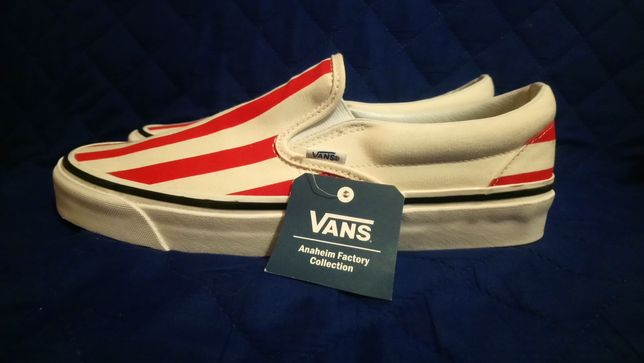 VANS OFF THE WALL Anaheim Factory Collection r.44 OKAZJA!!!