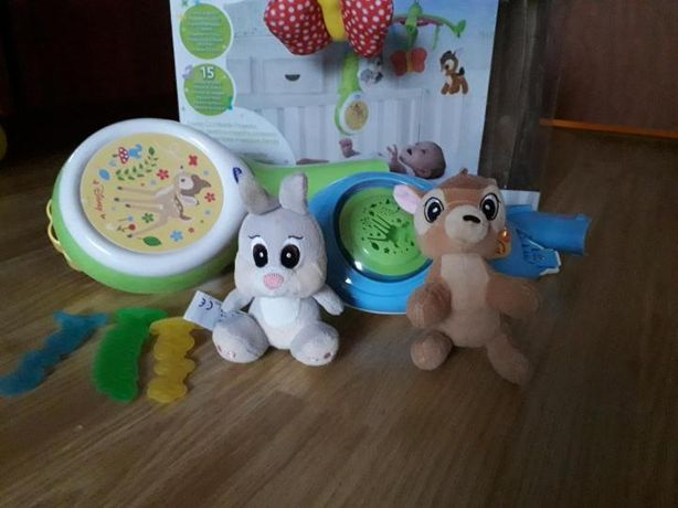 Мобиль-проектор 3в1 Chicco Disney Bambi