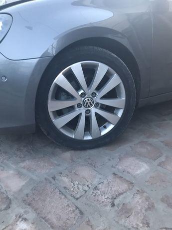 Диски VW VAG R17 5*112 7.0J ET54 Гольф, Шкода, Ауді