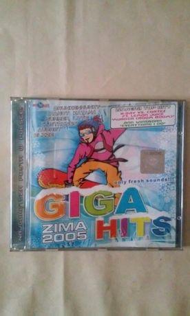 płyta cd giga hit zima 2005 cena z przesyłką