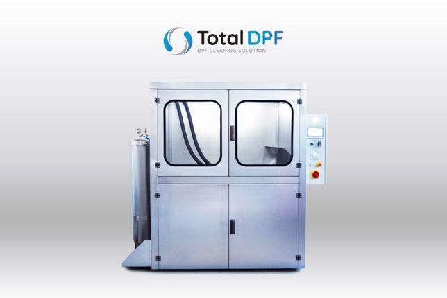 Maszyna do czyszczenia regeneracji filtrówDPF/KAT NR 1 na Świecie