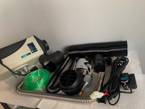 Автономный дизельный отопитель. LF Bros Вебасто Печка 24 В 5 кВт