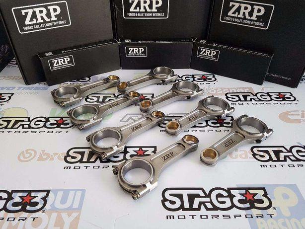 Bielas ZRP forjadas Pistons Wossner JE Cosworth Wiseco Mazda MX5