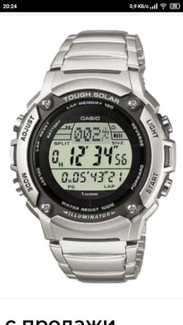Часы CASIO W-S200hd