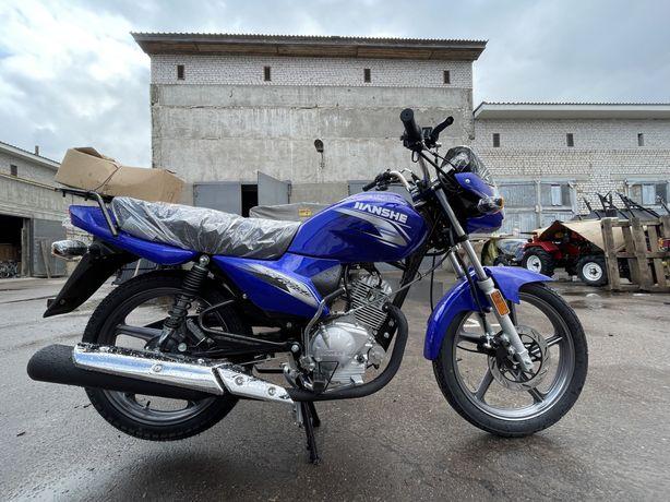 Мотоцикл JIANSHE JYM 150 !