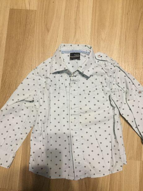 Рубашка детская для мальчика,1-2 года.NEXT