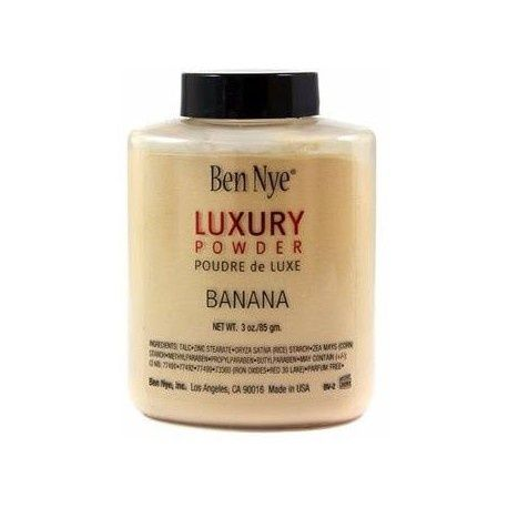 Puder Ben Nye LUXURY POWDER Banana