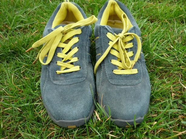 Buty ochronne, robocze z podnoskiem, rozmiar 40,5, czyli, 7 UK