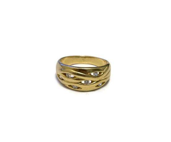 Wyrób jub. Używany - Złoty pierścionek 3,35g / 585